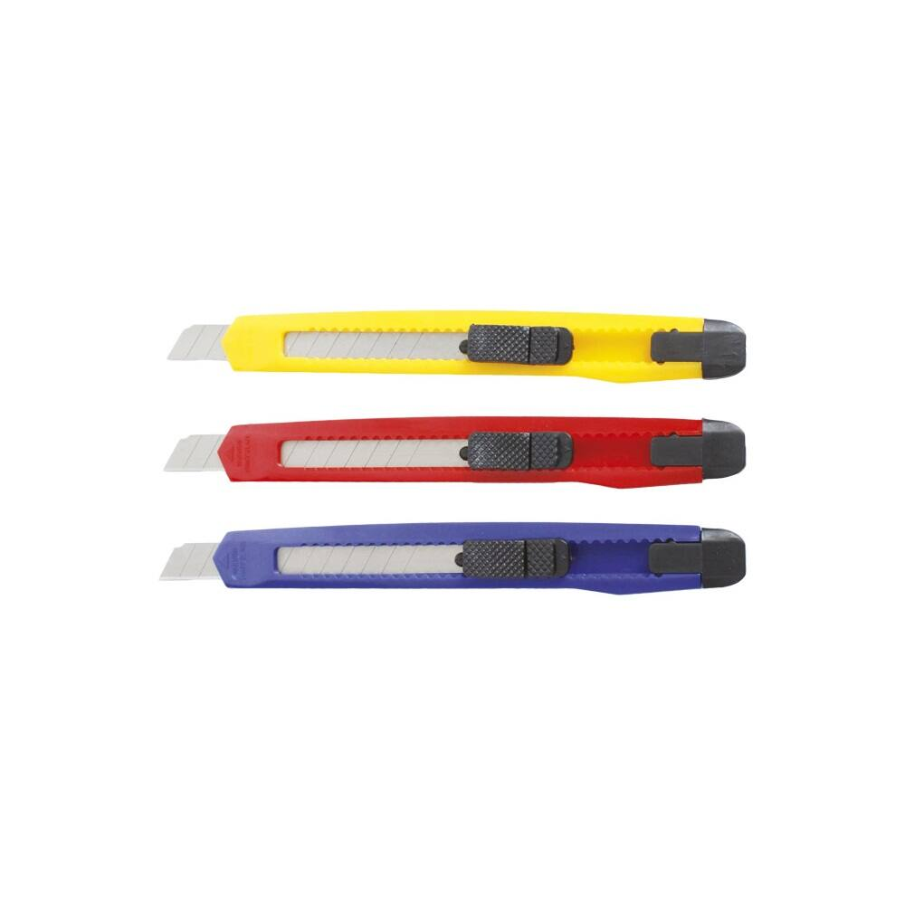 Barkácskés FORNAX kicsi 9mm, műanyag testű