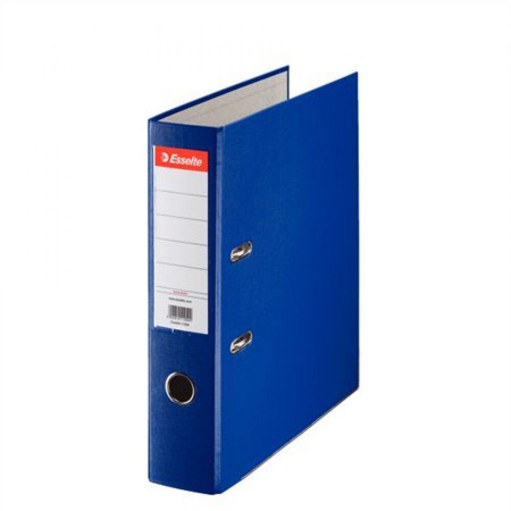 Iratrendező A4, 7,5 cm, 11255 ESSELTE Economy kék