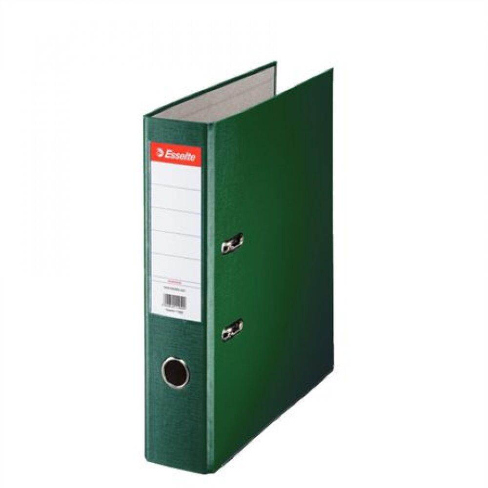 Iratrendező A4, 7,5 cm, 11256 ESSELTE Economy zöld
