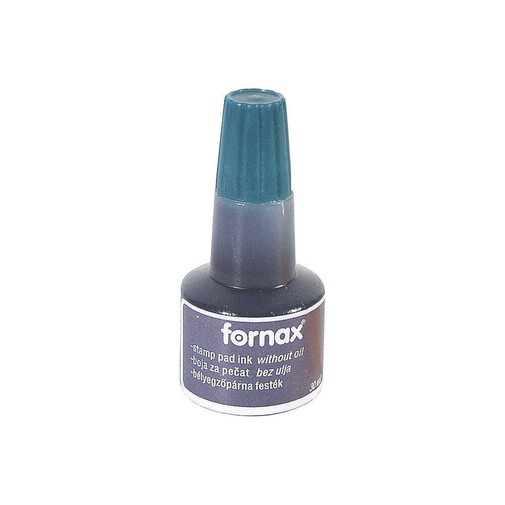 Bélyegzőpárna festék FORNAX 30 ml zöld