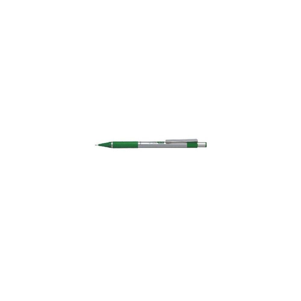 Nyomósirón 0,5mm zöld test, ZEBRA M301