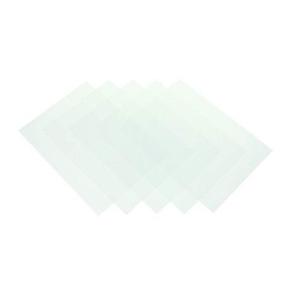 Spirál előlap FORNAX A/4 műanyag 150mic 1/100 füstszínű