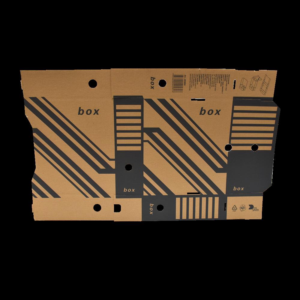 Archiváló doboz iratrendezőhöz Fornax 29,7x33,9x10 cm