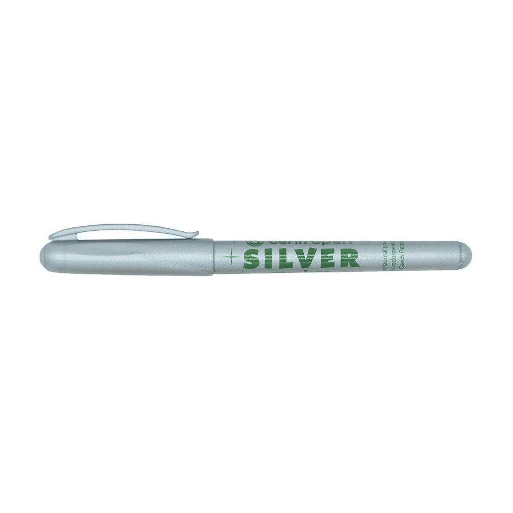 Dekor marker CENTROPEN 2670 1,0 mm, ezüst