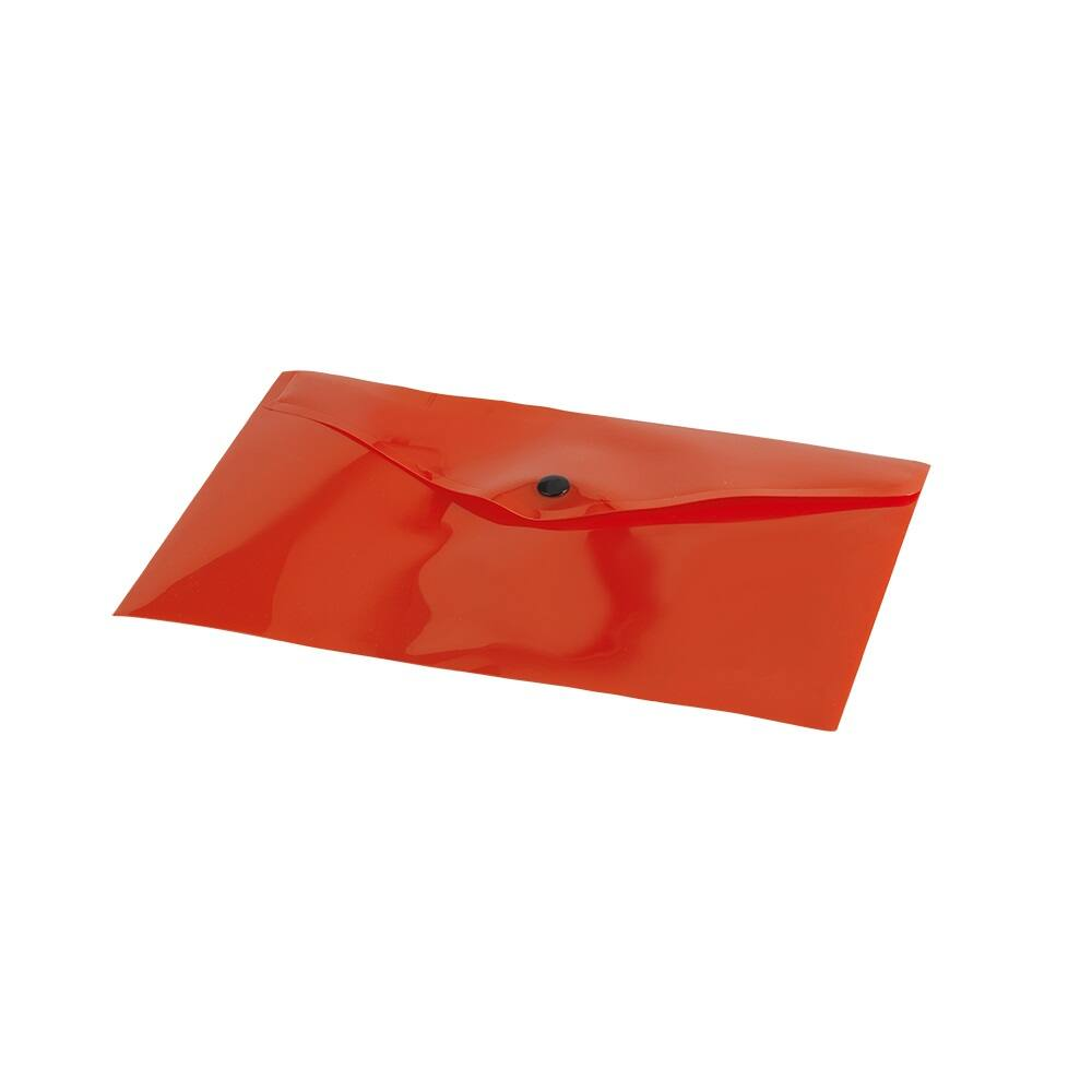 Irattartó tasak A5 PP piros patentos 1309/7400700