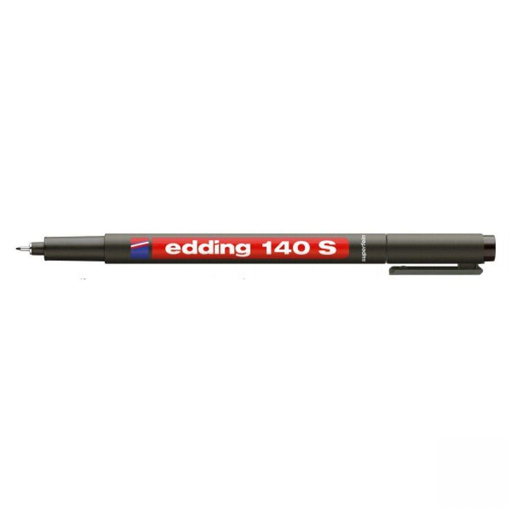 Permanent marker 140S 0,3mm EDDING 6 klt