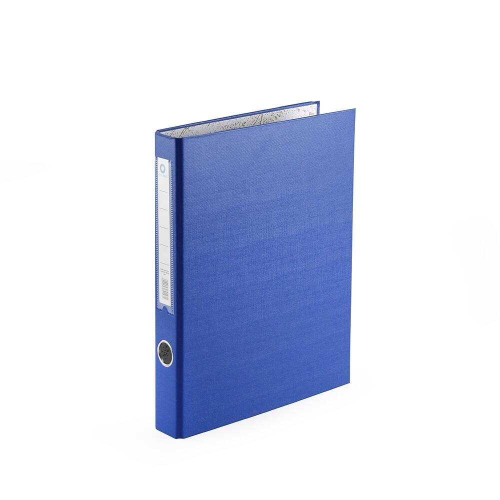 Gyűrűskönyv A4 3,5 cm 2 gyűrűs BLUERING kék