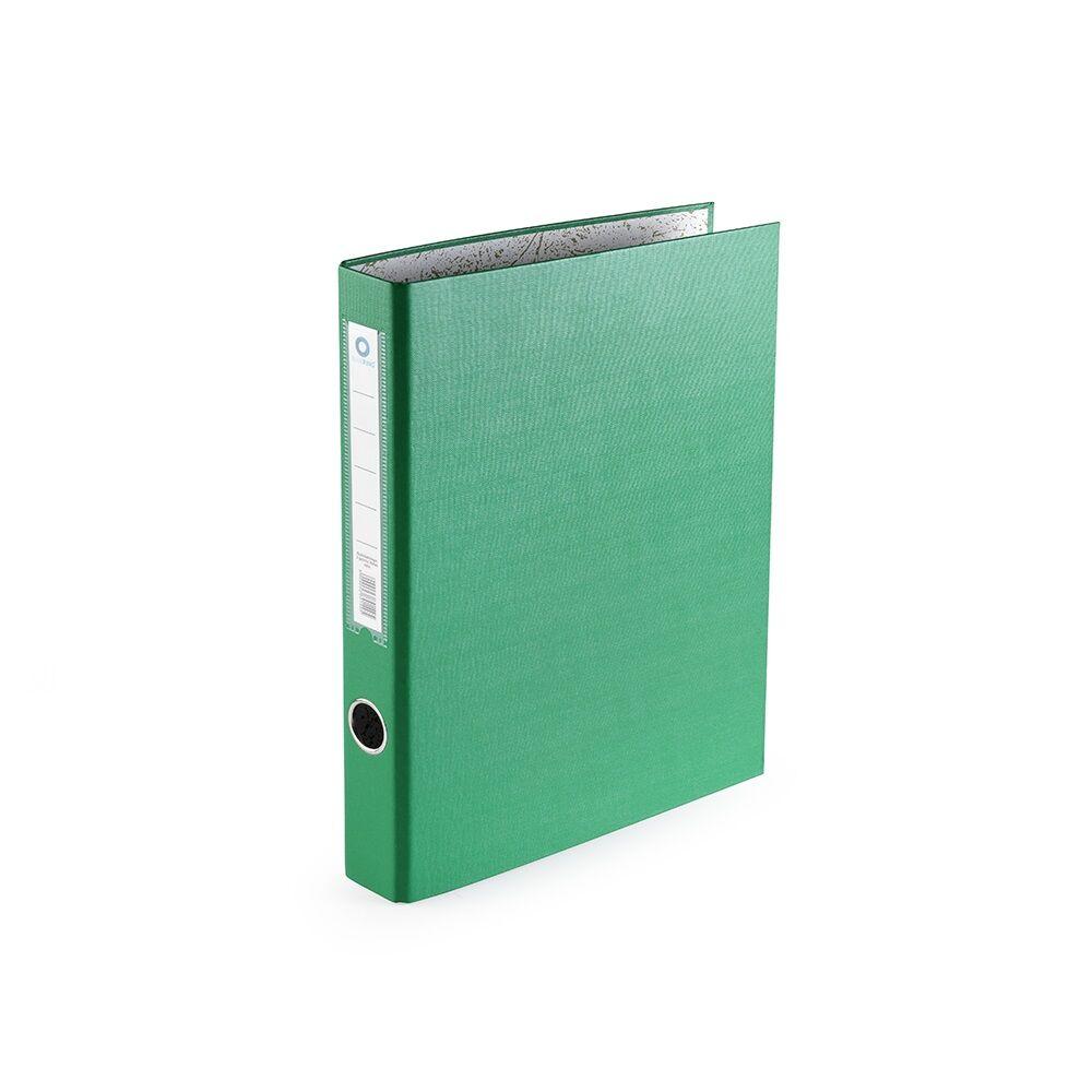 Gyűrűskönyv A4 3,5 cm 2 gyűrűs BLUERING zöld