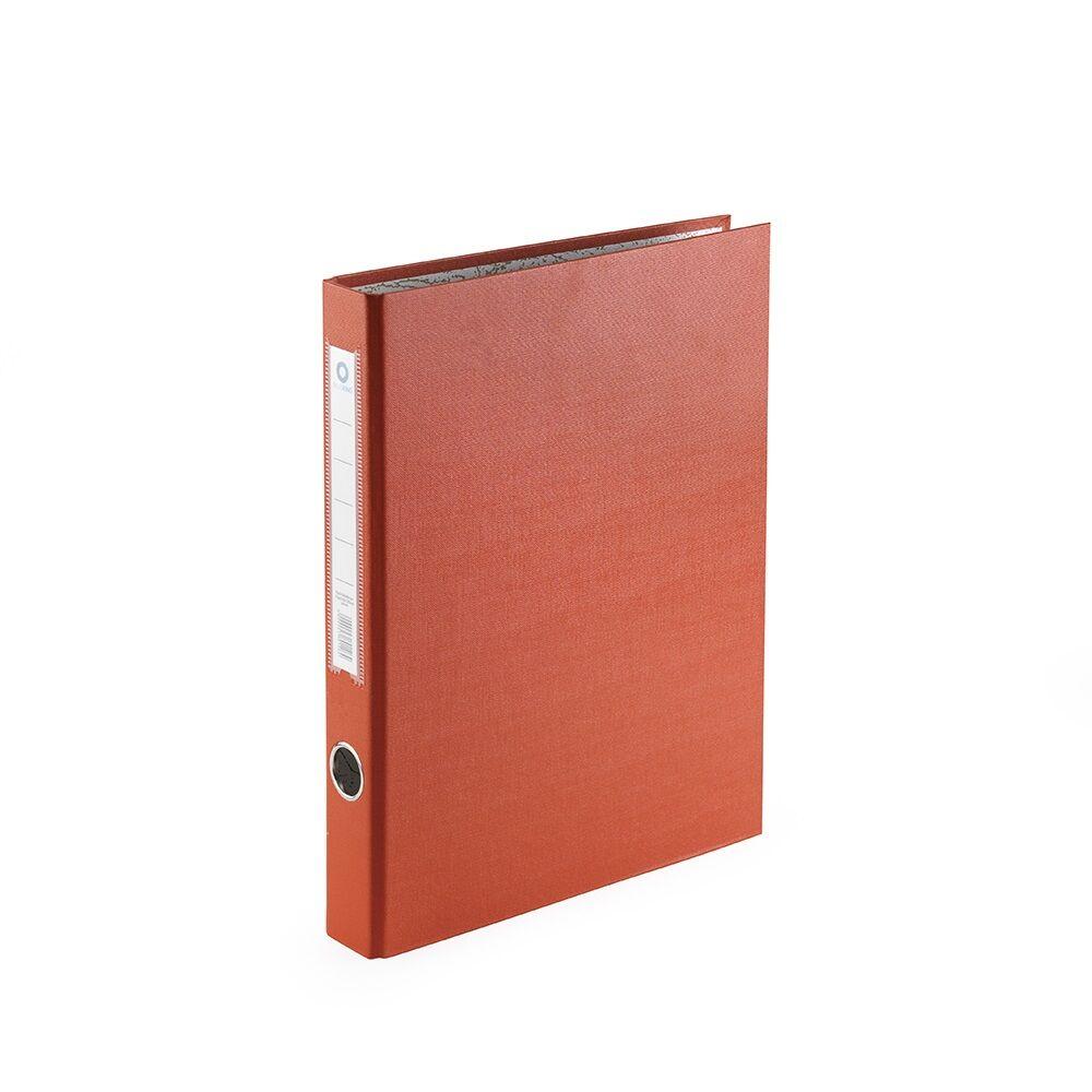 Gyűrűskönyv A4 3,5 cm 2 gyűrűs BLUERING piros