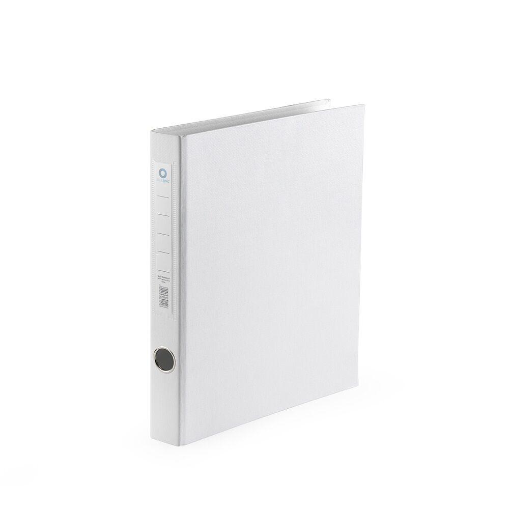 Gyűrűskönyv A4 3,5 cm 2 gyűrűs PP/PP BLUERING PRÉMIUM fehér