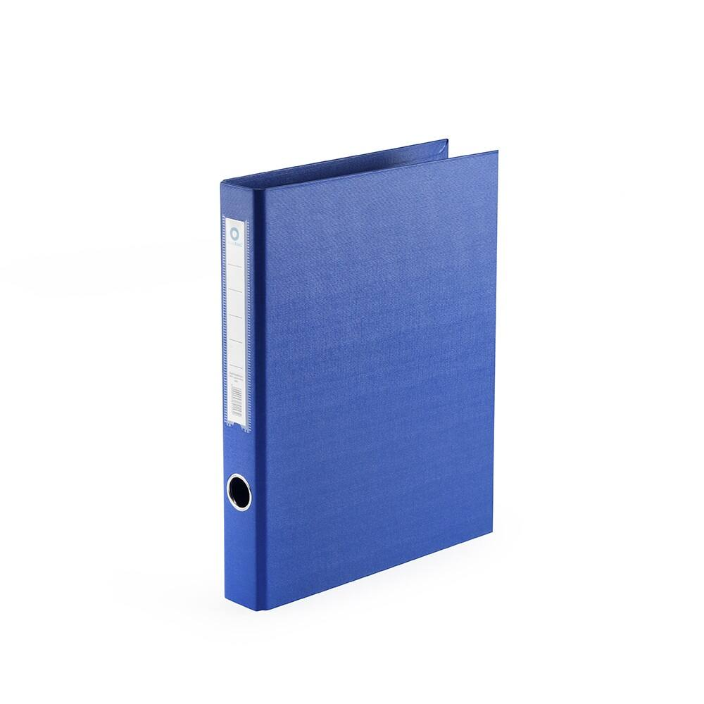 Gyűrűskönyv A4 3,5 cm 2 gyűrűs PP/PP BLUERING PRÉMIUM kék