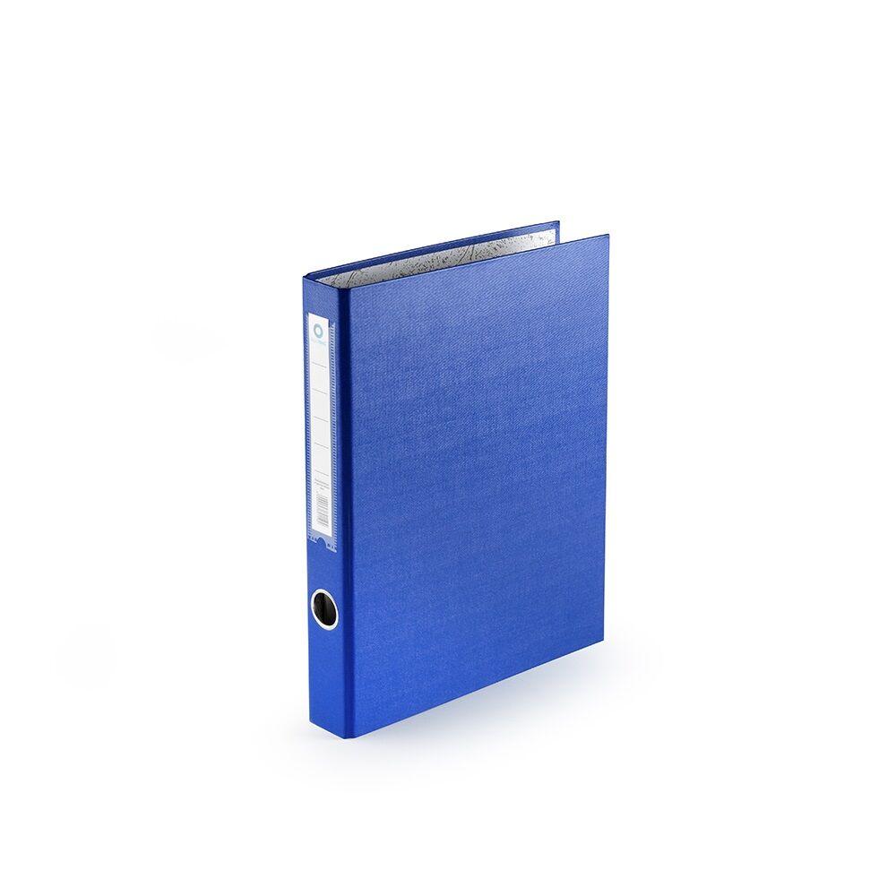 Gyűrűskönyv A4 3,5 cm 4 gyűrűs BLUERING kék