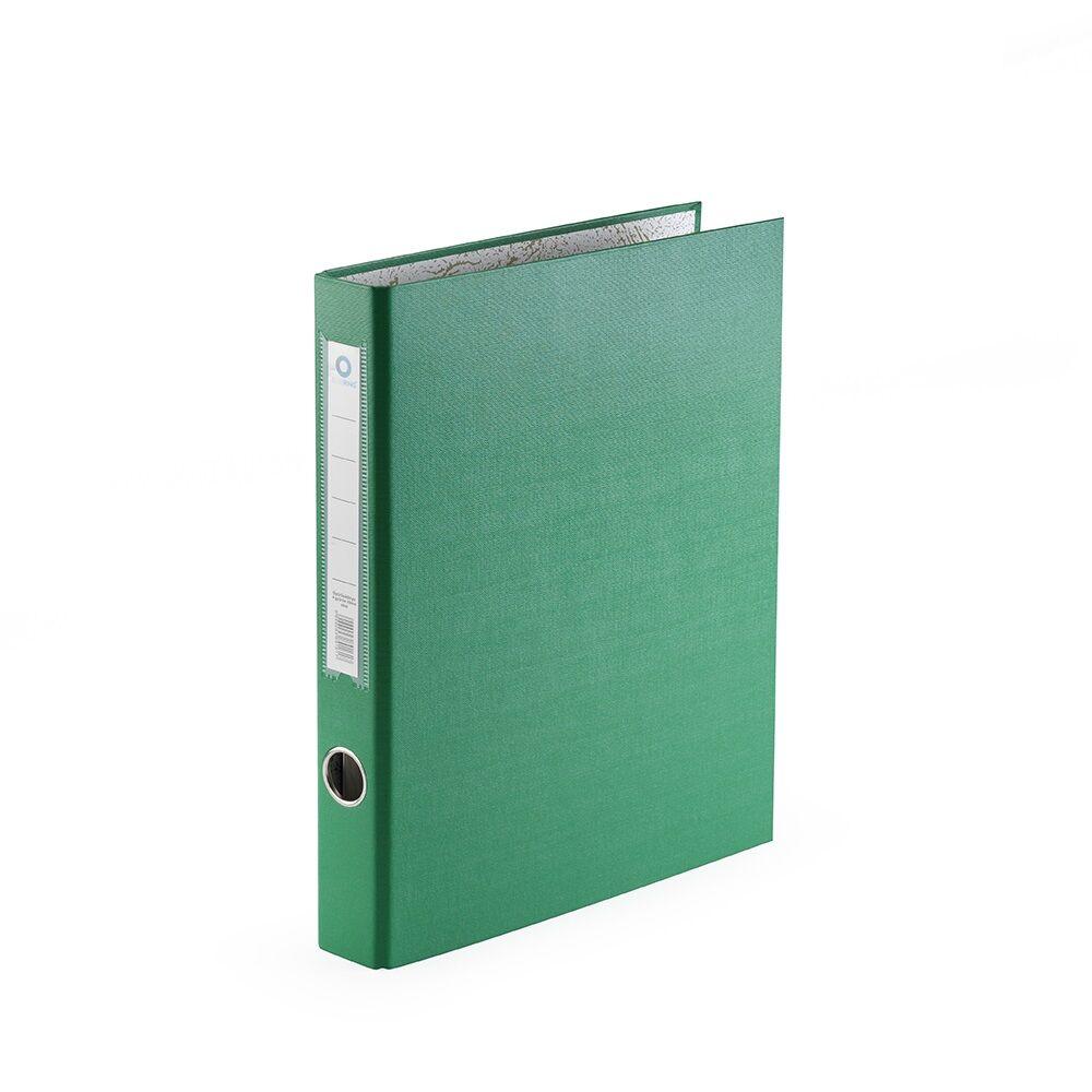 Gyűrűskönyv A4 3,5 cm 4 gyűrűs BLUERING zöld