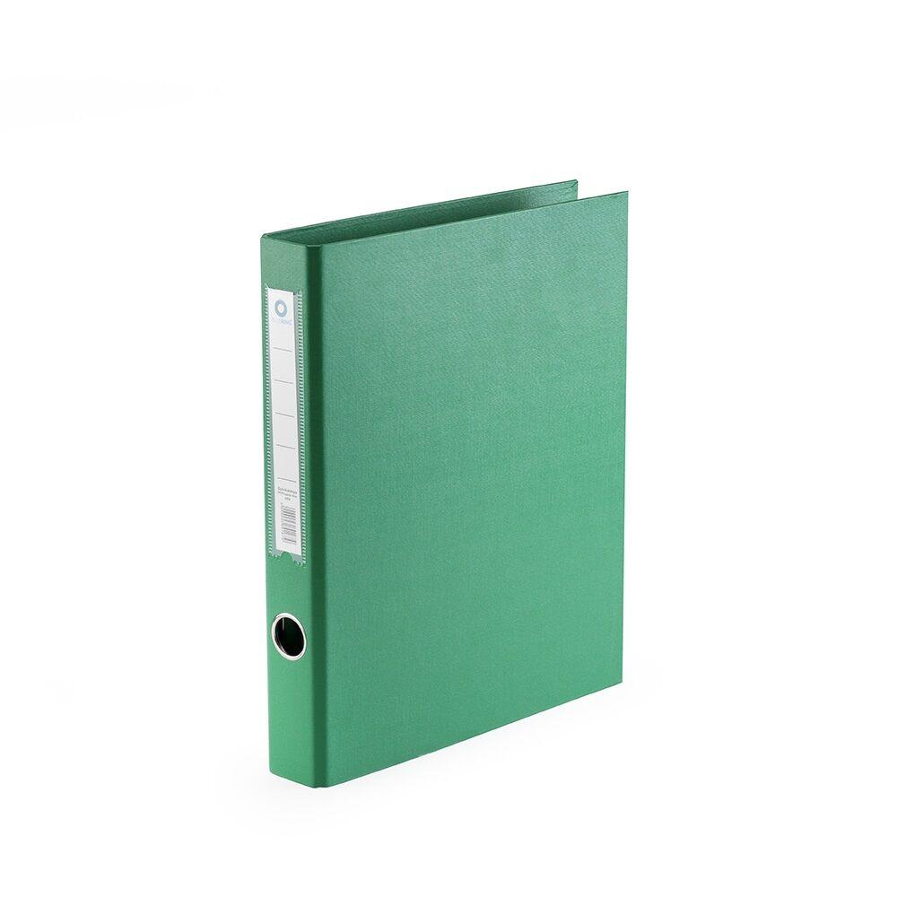 Gyűrűskönyv A4 3,5 cm 4 gyűrűs PP/PP BLUERING PRÉMIUM zöld