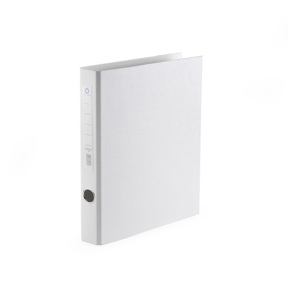 Gyűrűskönyv A4 4,5 cm 2 gyűrűs PP/PP BLUERING PRÉMIUM fehér