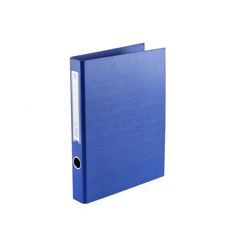 Gyűrűskönyv A4 4,5 cm 2 gyűrűs PP/PP BLUERING PRÉMIUM kék