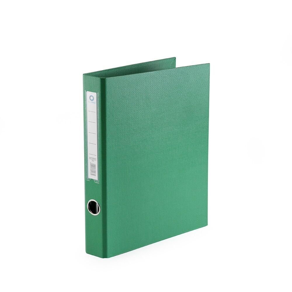 Gyűrűskönyv A4 4,5 cm 4 gyűrűs PP/PP BLUERING PRÉMIUM zöld