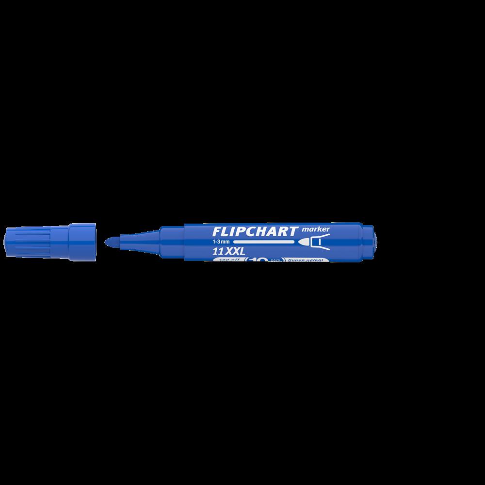 Flipchart marker vízbázisú 3mm kerek ARTIP 11XXL kék