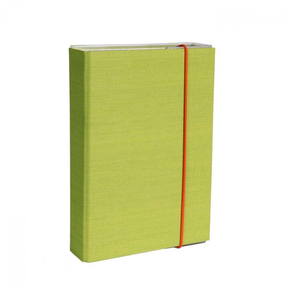 Füzetbox A5 kiwi zöld BLUERING