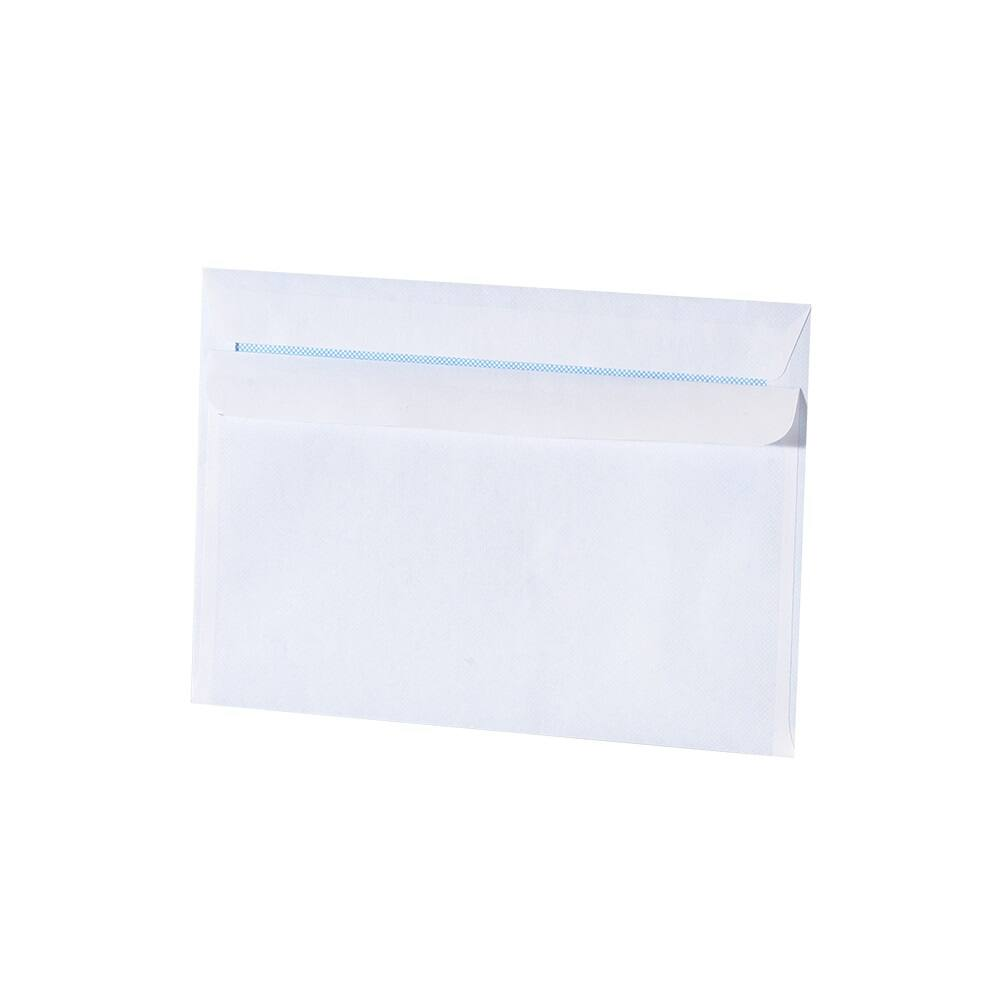 Boríték LC/6 öntapadós bélésnyomatlan fehér BLUERING