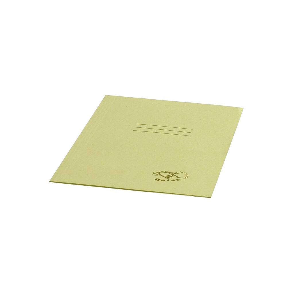 Iratgyűjtő pólyás dosszié karton A4 FÓKUSZ sárga