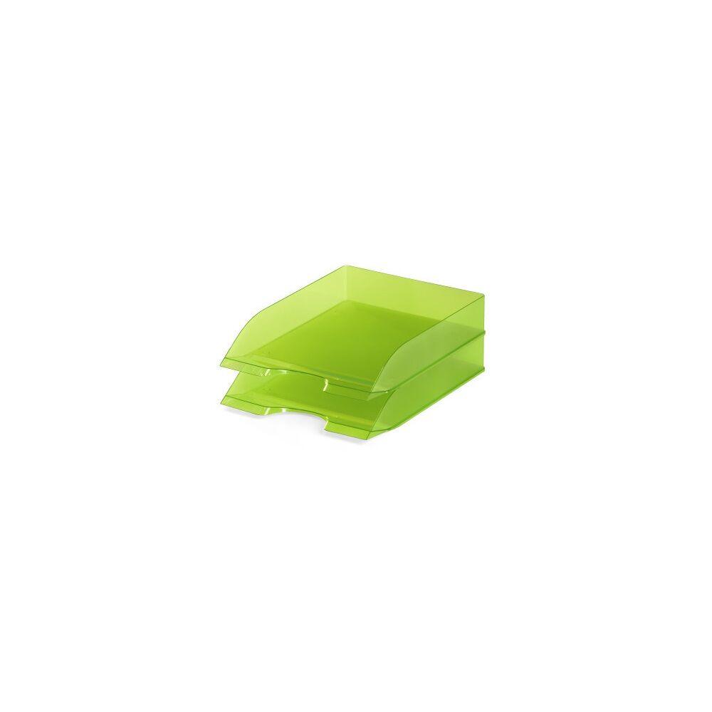 Irattálca DURABLE BASIC, világos zöld 6db/dob