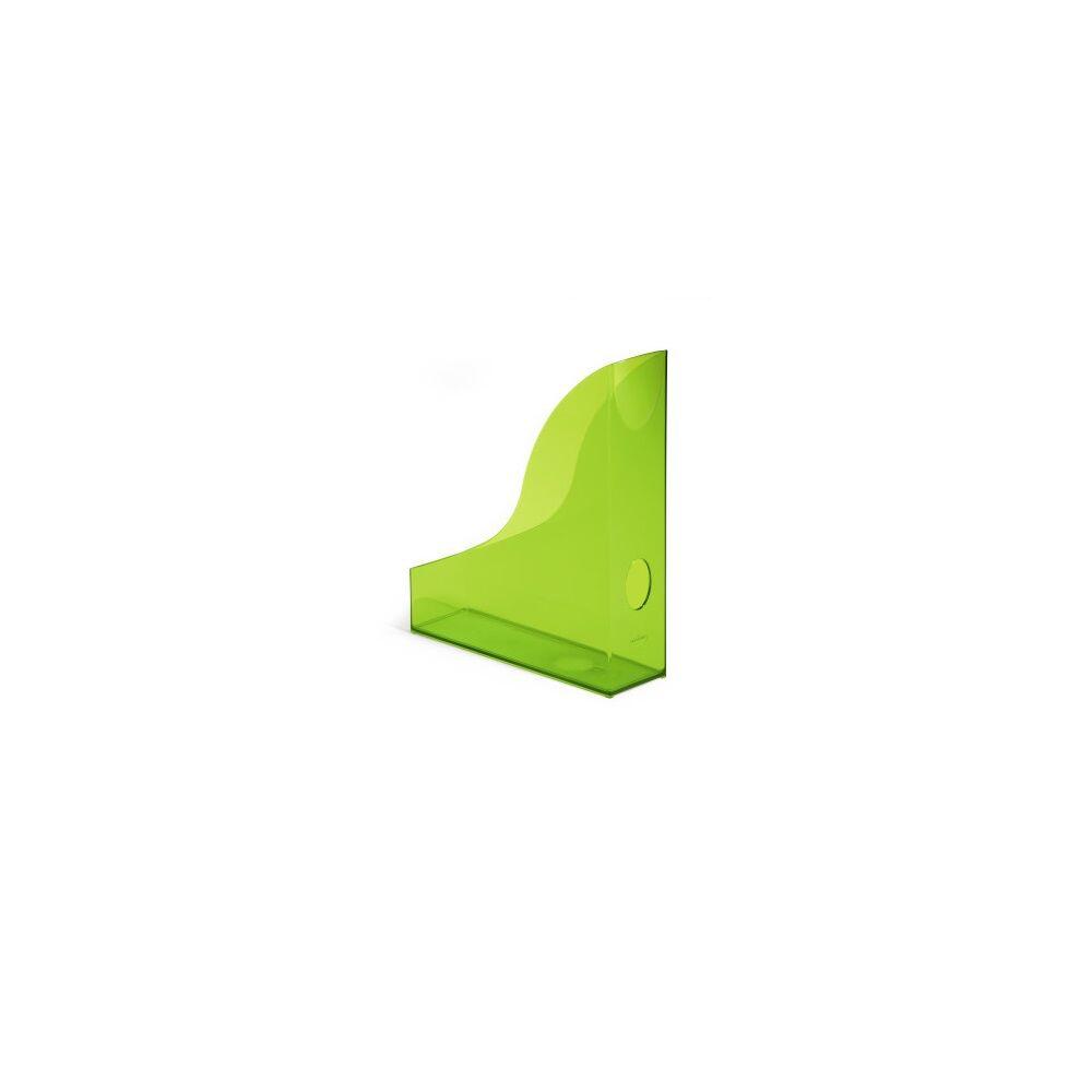 Iratpapucs DURABLE BASIC, világos zöld