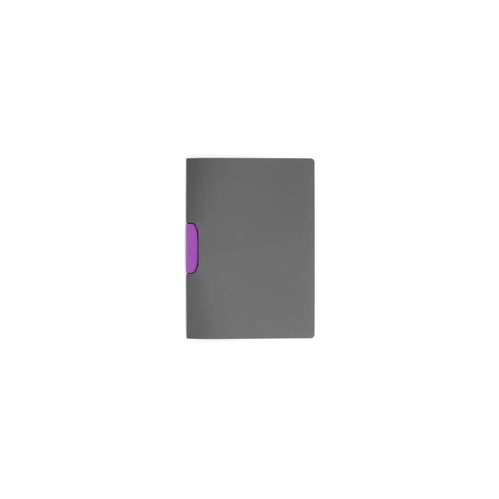 Klip mappa 30 lap DURABLE Duraswing Color, rózsaszín