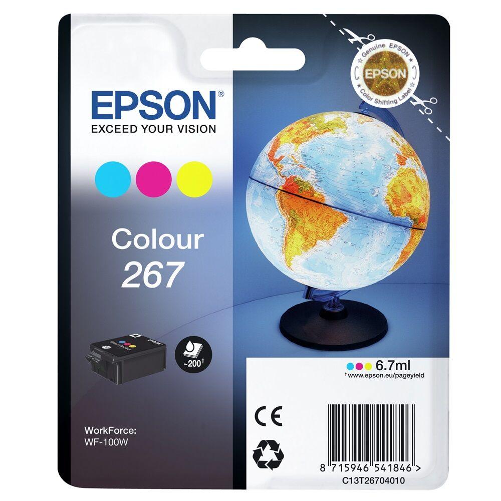 Epson T2670 tintapatron color ORIGINAL