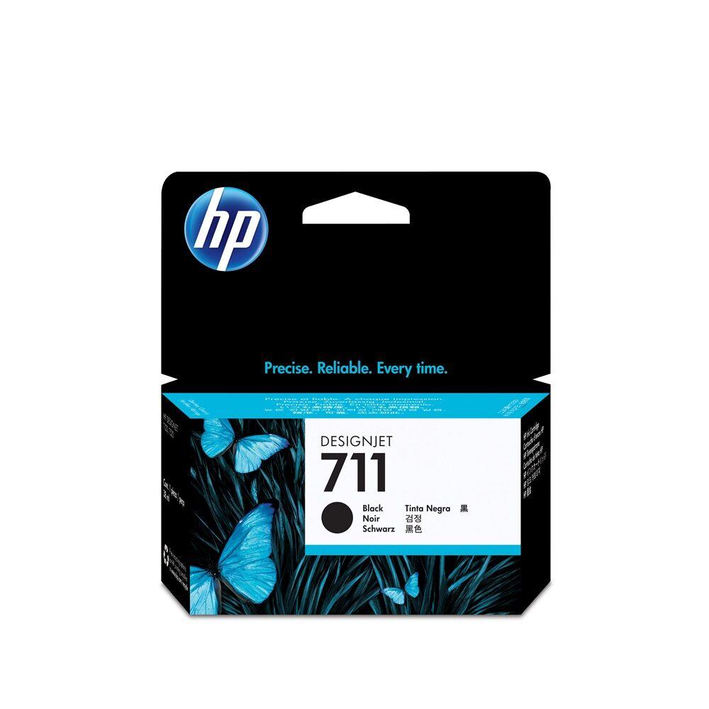 Hp 711/CZ129A tintapatron black ORIGINAL