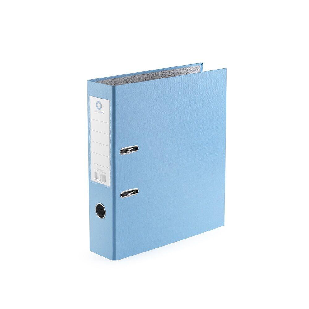 Iratrendező A4, 7,5 cm, BLUERING világoskék