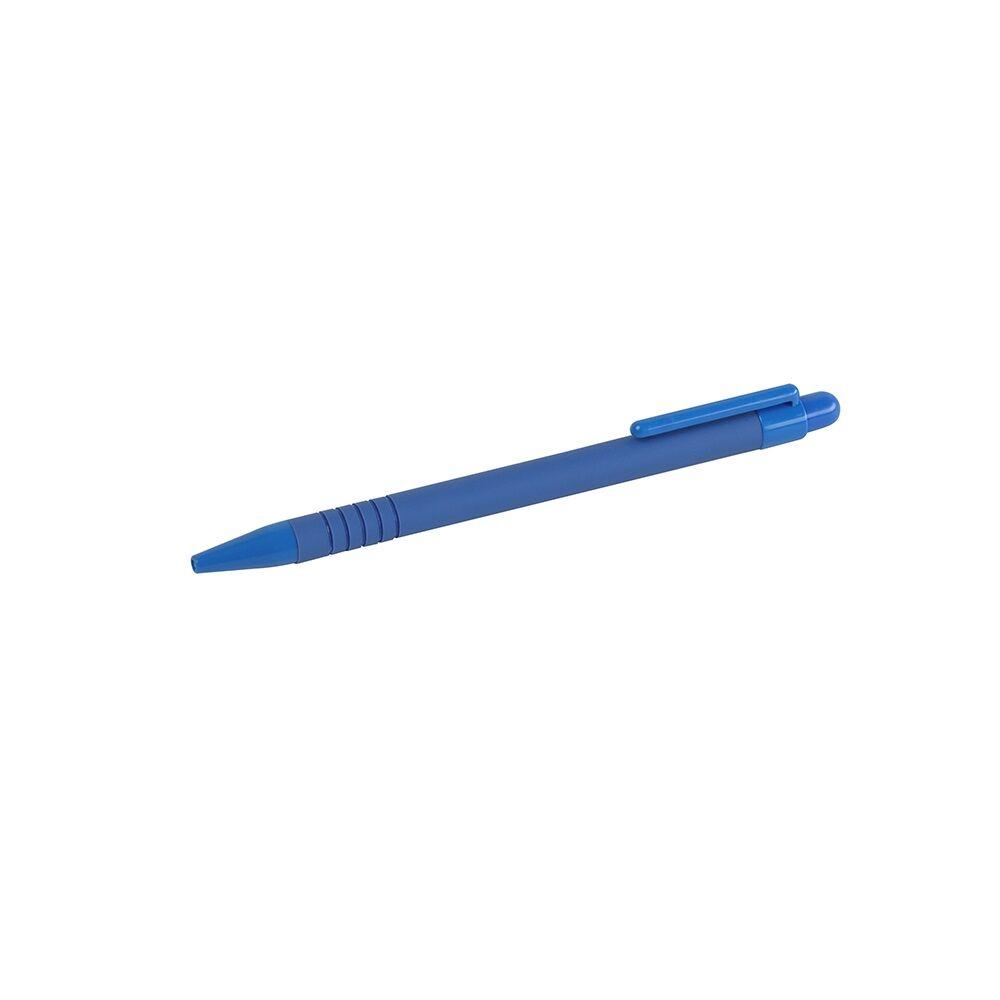 Nyomósirón kék gumírozott test, Bluering