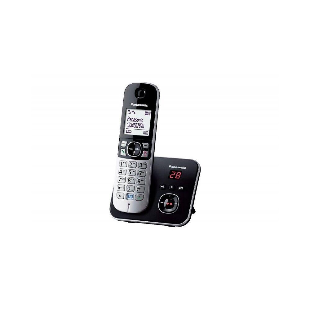 Telefon dect PANASONIC KX-TG6821PDB