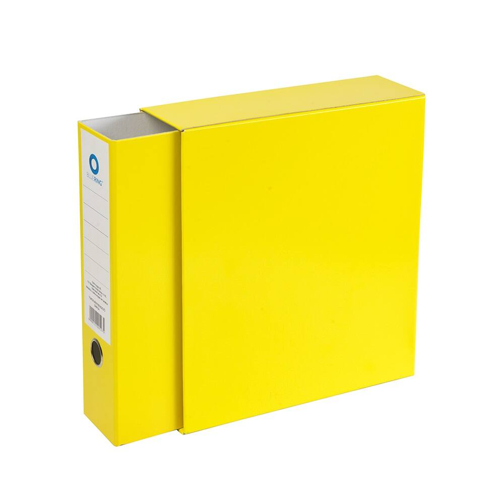 Tokos iratrendező A4, BLUERING sárga
