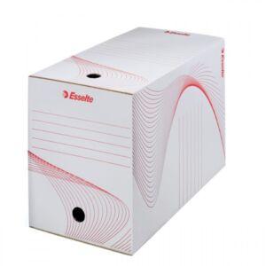 Archiváló boxy doboz 200mm fehér 128701 ESSELTE