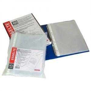 Genotherm lefűzhető, A4 38-40 micron narancsos ESSELTE 16690 100 db/csomag