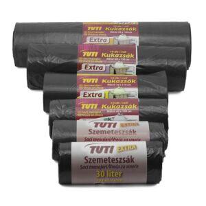 Szemeteszsák 135 liter (10 db/roll) extra