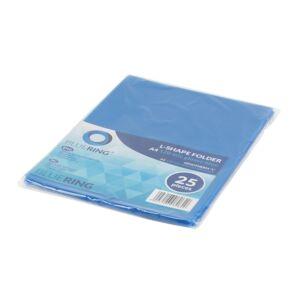 Genotherm `L` A4 120 micron kék 25 db/csom