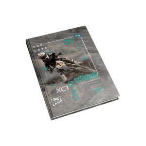 Butikkönyv EDUCA A/5 96 lapos kockás