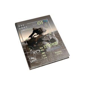 Butikkönyv EDUCA A/4 96 lapos kockás