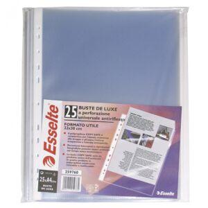Genotherm lefűzhető, A4 maxi 100 micron narancsos ESSELTE 259760 25 db/csomag