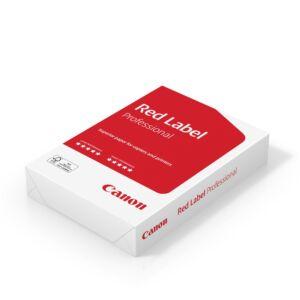 Fénymásolópapír A4 80g CANON RED LABEL PROFESSIONAL 500ív/csom