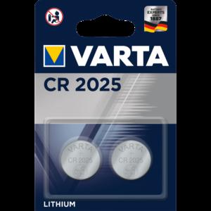Gombelem CR 2025 2db/csomag VARTA