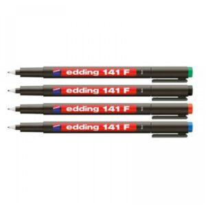 Permanent marker 141F 0,6mm EDDING fekete