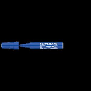 Flipchart marker vízbázisú 3mm kerek ARTIP 11 kék