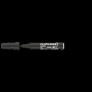 Flipchart marker vízbázisú 3mm kerek ARTIP 11 fekete