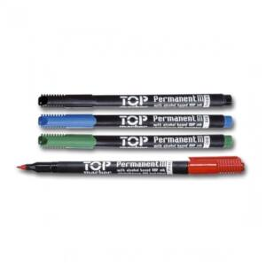 Permanent marker OHP M ICO 4 klf.szín 10db/dob