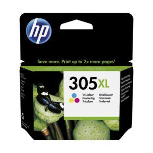 Hp 305XL/3YM63AE tintapatron color ORIGINAL