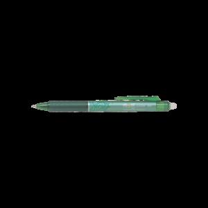 Rollertoll 0,5mm törölhető PILOT FRIXION Clicker zöld
