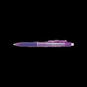 Rollertoll 0,5mm törölhető PILOT FRIXION Clicker lila